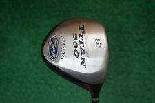 Acer Super Titanium 500 8.5 Degree Driver Stiff Flex Graphite 0257621 Used Golf