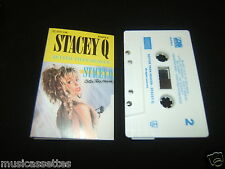 STACEY Q BETTER THAN HEAVEN AUSTRALIAN CASSETTE TAPE