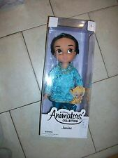 Disney Animators' Jasmine Princess Toddler Collection Doll 16'' 1st Edition