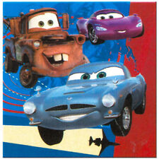 Disney Cars 2 Birthday Party Supplies Large Lunch Napkins