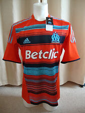 Olympique Marsella 2011-2012 Formotion Player Issue 3 Shirt By Adidas BNWT (L)