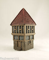 THE KEEP CONFLIX EM6812  28mm Fantasy / Medieval Wargames Scenery  Painted Resin