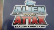 Doctor Who Alien Attax Trading Cards 50th anniversary choose ten inc shiny rares