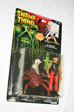 1990 Kenner Toys Swamp Thing - Dr. Deemo with Serpent BioMask