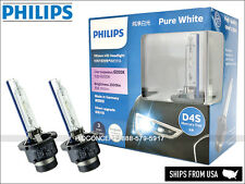 New! PHILIPS 6000K Ultinon D4S HID XENON BULBS 42402WX Lexus IS250 IS350 ES350