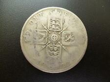 1922 FLORIN KING GEORGE THE FIFTH IN FAIR CONDITION 1922 FLORIN COIN. 50% SILVER