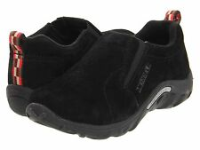 Merrell Black Nubuck Slip-On  Shoes Little Boys Size 10 1/2 M