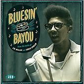 BLUES BY THE BAYOU  FROM THE VAULTS OF JD MILLER EDDIE SHULER  ACE CDCHD 1368