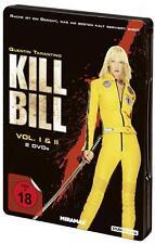 Kill Bill - Vol. 1 & 2 - Steelbook - Tarantino - DVD