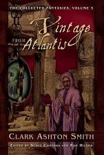 A Vintage from Atlantis (The Collected Fantasies of Clark Ashton Smith-ExLibrary