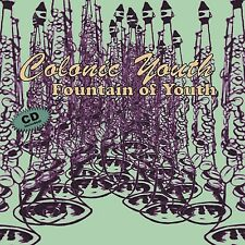 COLONIC YOUTH - FOUNTAIN OF YOUTH   CD NEU