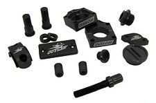 NEW Outlaw Racing Complete Billet MX Motocross Kit Black CRF 250 CRF 450 CRF250X