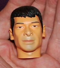 """Head for 1/6 scale 12"""" action figure man.Sideshow DiD Dragon BBI #31"""