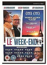 LE WEEK-END (2014 DVD) CHARMING ROMANTIC COMEDY