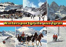 BR76932 wintersportgrusse aus tirol ski austria