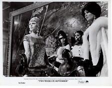 "Brigitte Bardot ""Two Weeks in September"" 1967 Vintage Still"