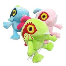 3PCS Murloc Plush Toy Blizzard Entertainment World of Warcraft Stuffed Doll 23CM