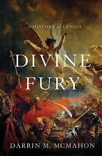 Divine Fury: A History of Genius-ExLibrary