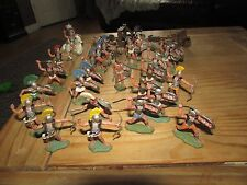 BRITAINS HERALD 1960's TROJAN / GREEK WARRIORS * ARMY OF FIGURES