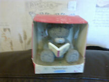 TATTY TEDDY ME TO YOU BEAR PAPERWEIGHT BOXED NEW BOX IS DAMAGED