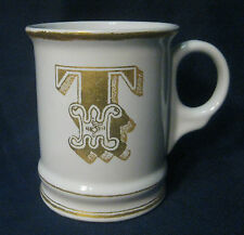 Williams Sonoma Initial Mug - EUC
