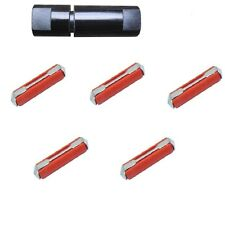 New 1 Continental fuse holder and 5x continental fuse 16Amp, car, bike, classic