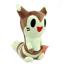 Furret Normal Pokemon Plush Soft Toy Tail Ferret Stuffed Animal from Sentret 9""