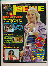JOEPIE 281 (5/8/79) ROD STEWART BONEY M PATRICIA PAAY VILLAGE PEOPLE ELO LUMLEY