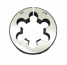 """RDGTOOLS HEADSTOCK NOSE THREAD DIE TO FIT BOXFORD 1-1/2"""" X 8TPI"""