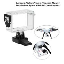 Camera Fixing Frame Protective Housing Mount for GoPro Syma X8G Quadcopter R8M8