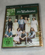 The Waltons Complete Season 7 Seventh - DVD NEW SEALED - Region 2