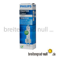 Philips Master Colour ELITE HCI-T CDM-T 70 Watt WDL G12 930 * für HQI HCI