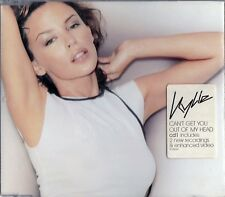 Kylie Minogue OOP EU CDS Can't get you out of my head CD1 NM 2001 3 TRK cdrs6562