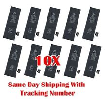 Lot of 10  New  1440mAh 3.8V Replacement Internal Battery For Apple iPhone 5GSM