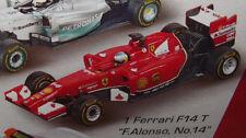 Carrera GO Formel 1 Ferrari No 14 Rennbahn F1 Auto Neu