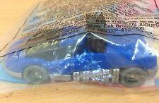 McDonald ' s Happy Meal U.S. Import HOT WHEELS BANDIT bleu 1995 modèle voiture jouet neuf