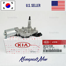 WIPER MOTOR REAR (GENUINE) 987102E000 KIA SPORTAGE 2005-2009