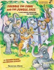 Freddie the Frog and the Jungle Jazz A Musical Jazz Adventure for Youn 035029506
