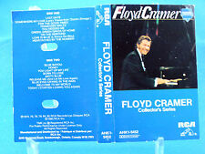 FLOYD CRAMER - Collector's Series (Greatest Hits) - 1985 VG++ CASSETTE - CANADA