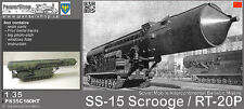 SS-15 Scrooge RT-20 Soviet Intercontinental Missile resin 1/35 PanzerShop