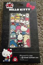 RARE Sanrio Hello Kitty & Friends 50th Anniversary IPhone 4G Case