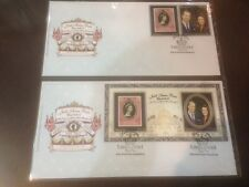 2012 Malaysia FDC- The Diamond Jubilee of Queen Elizabeth II - Royal Visit