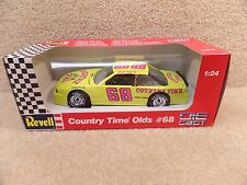 New 1992 Revell 1:24 Scale Diecast NASCAR Bobby Hamilton Country Time Oldsmobile