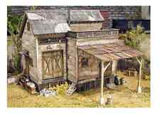 BAR MILLS HO SCALE 1/87 OLD MAN HART'S MODEL BUILDING KIT | BN | 555
