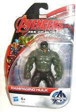 Marvel AVENGERS Age of Ultron - Rampaging Hulk Actionfigur HASBRO Neu (K57)