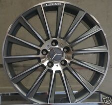 "18"" Mercedes 2016 S63 S550 Rims S500 S400 S350 CL63 CL550 CL500 E550 AMG Wheels"