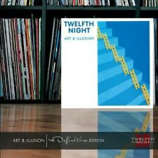 Art & Illusion: The Definitive Edition - Twelfth Night (2012, CD NIEUW)
