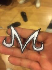Dragon Ball Z Inspired Majin Symbol iron on patch