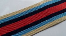 OSM Afghanistan Medal Ribbon, Miniature, British Army