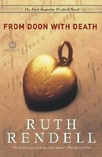 From Doon with Death by Ruth Rendell, 1st Inspector Wexford Novel, Paperback